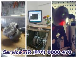 ремонт турбины ман ф2000