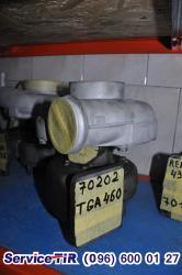Отреставрированная турбина K31