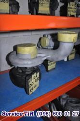 ремонт турбины рено премиум