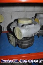 ремонт турбін вантажних сканія