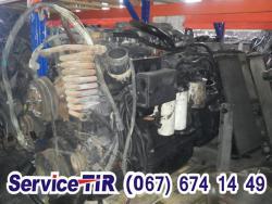 Двигун Renault Magnum