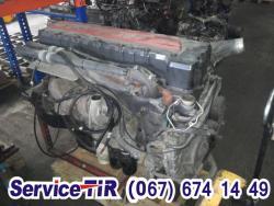 Б/у двигатель для грузовика Renault