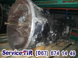 Коробка передач Renault, RVI