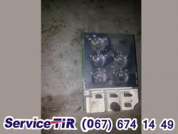 панель приборів, приладів Renault
