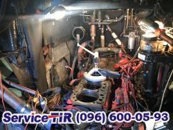реставрация цилиндров мановских двигателей