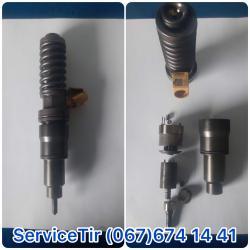 ремонт насос-форсунок reno magnum dxi