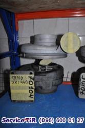 ремонт турбины HX-55