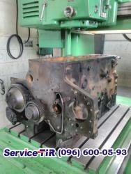 расточка блока двигателя Ивеко