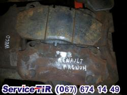 Б/у тормозные колодки Renault премиум, reno